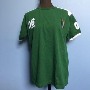Ireland Soccer Jersey Tee